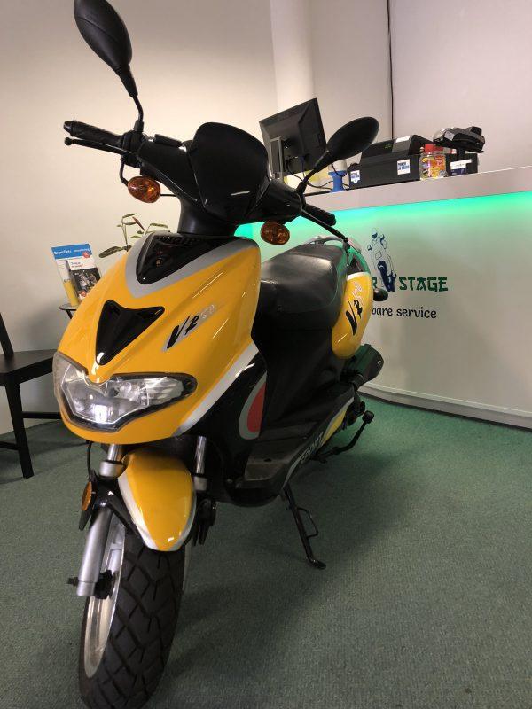 tweedehands scooter