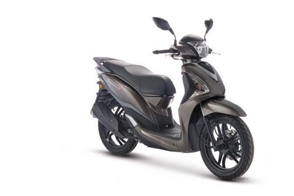 Sym Symphony st metalic light brown