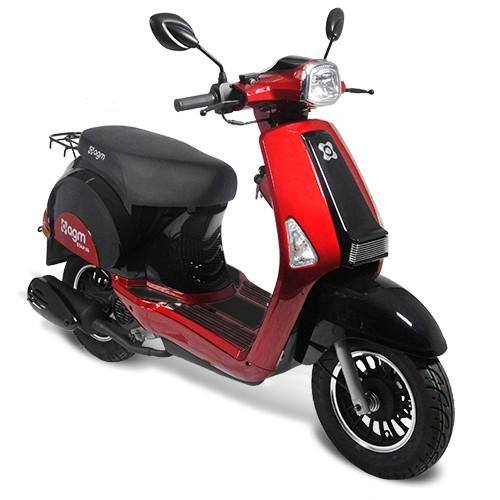 Star50 Zwart-Rood