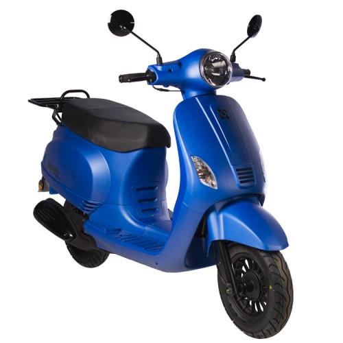 VX50 Mat Blauw