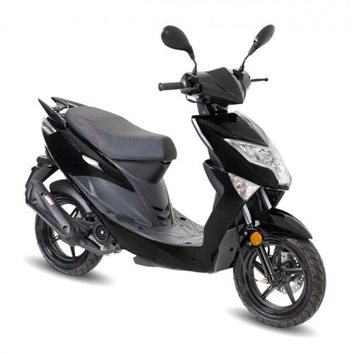 Brash50 Euro4 zwart