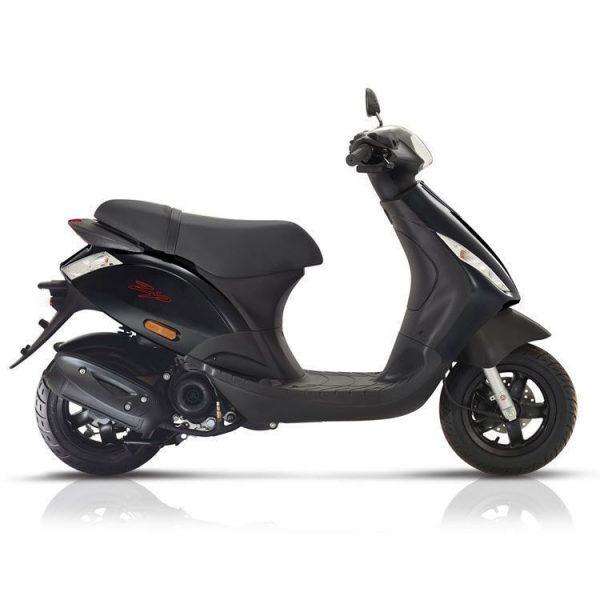 Piaggio zip 50 euro4 zwart